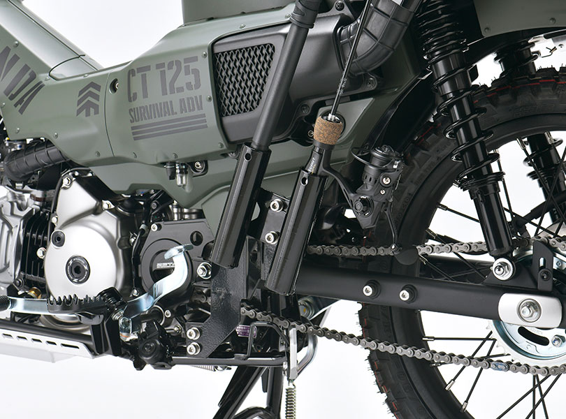 CT125サバイバルADV