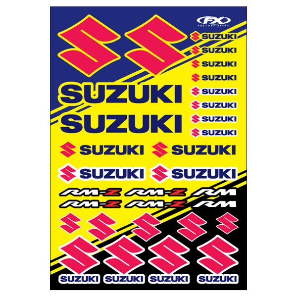 SUZUKI RM